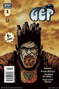 GEP Issue # 1 Cover