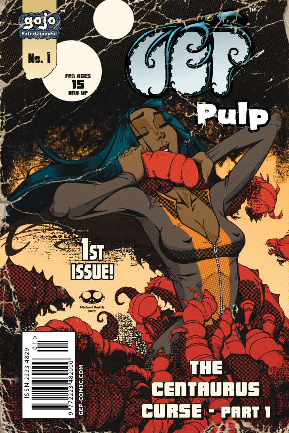 GEP Pulp Issue #1