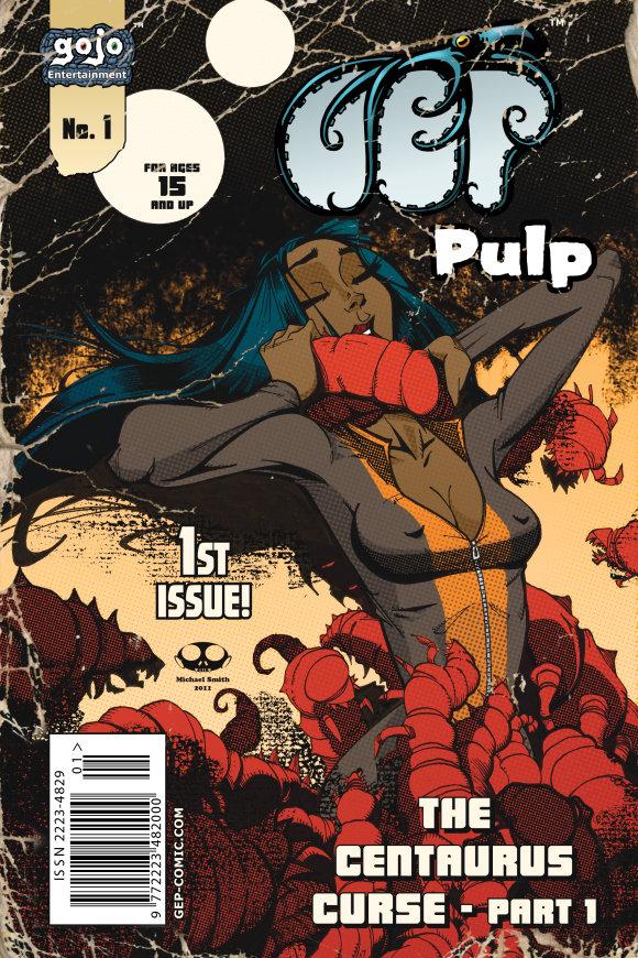 GEP Pulp Issue #1