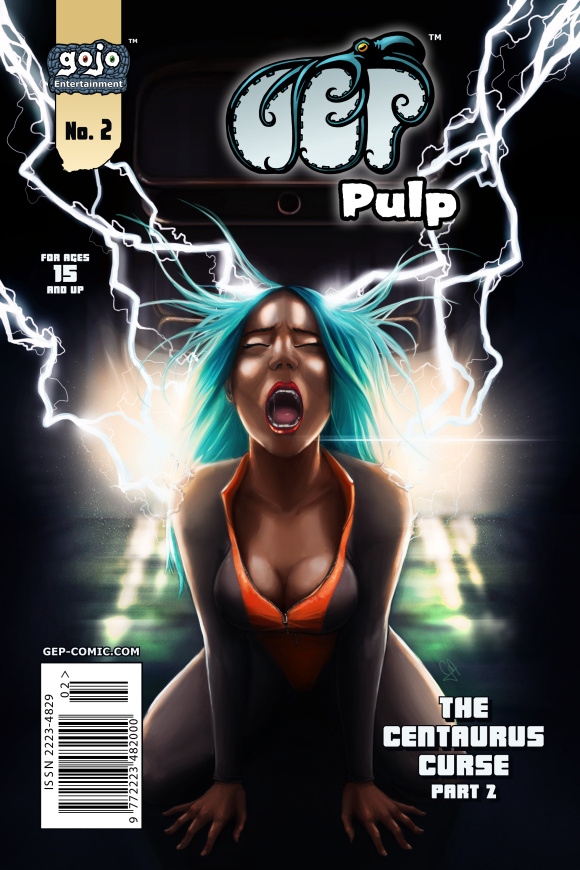 GEP Pulp Issue #2